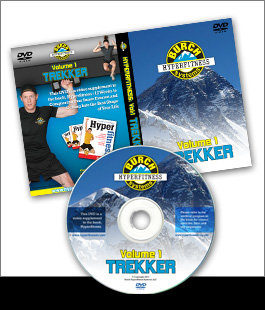 Hyperfitness DVD Vol. 1 Trekker
