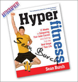 Hyperfiness Book (Hardcover)