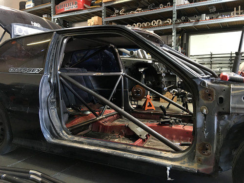 94 civic coupe roll cage