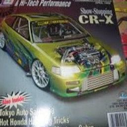1988-91 CR-X 10 POINT CAGE
