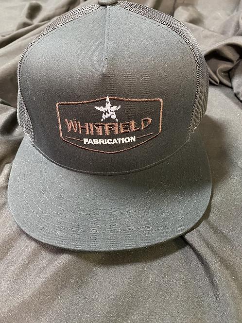 WHITFIELD BLK/GRY SNAPBACK HAT