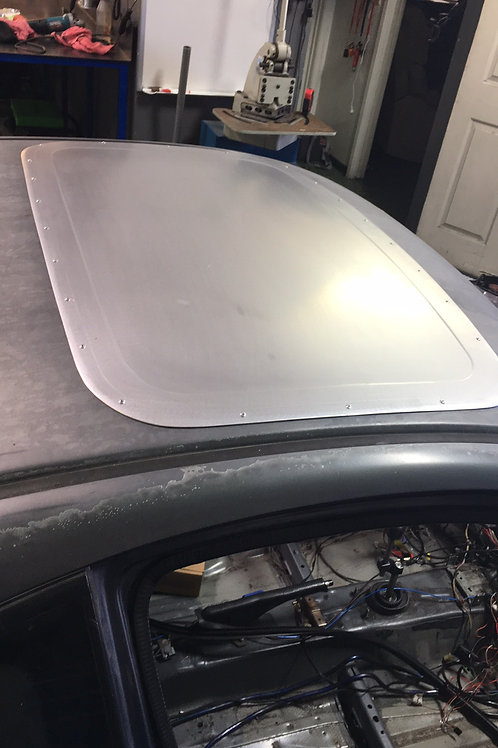 SUNROOF DELETE DC COUPE