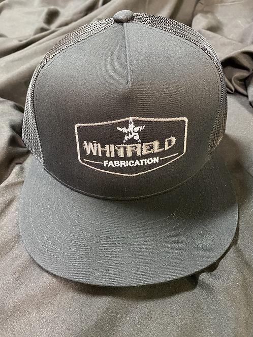 WHITFIELD SLVR/GRY SNAPBACK HAT