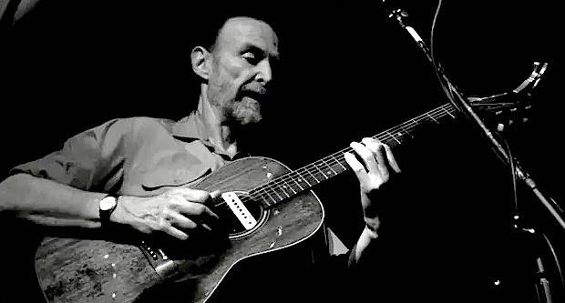 Award winning blues musician J. Michael King