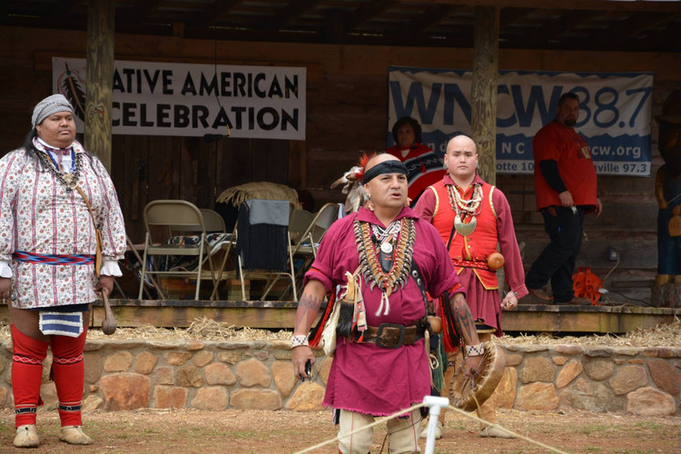 Cherokee demonstration
