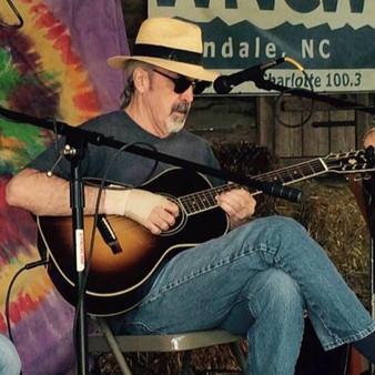 Award winning musician, Steve McGaha
