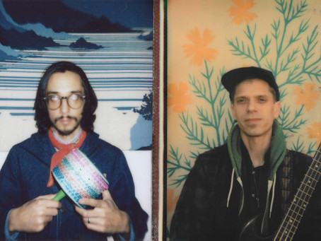 """A faded psychedelic dub bubbles up with the chilled-out atmospherics of La Palma's """"Forsythia""""."""