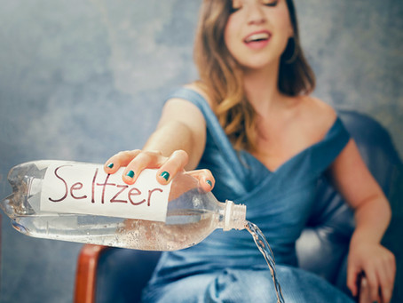 """Ha1ey embarks on a heady, dream pop flurry with the buzzing sound of """"Seltzer""""."""