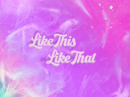 """Geo lets an old-school hip-hop funk flavour with """"Like This Like That""""."""
