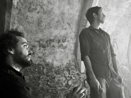 """Sonar Red deliver something unflinching on the intense """"The Ground Beneath Our Feet""""."""