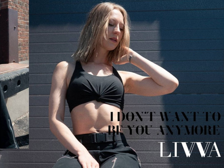 """Livva's """"I Don't Want to Be You Anymore"""" has an aura of mystery about it."""