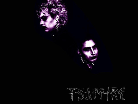 Tsaffire embrace a truly classic, even occult like goth rock with their brilliant self-titled effort