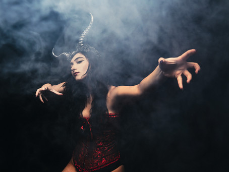 """Serpenta delves into a gothic pop on the cryptic """"Puppet Show""""."""
