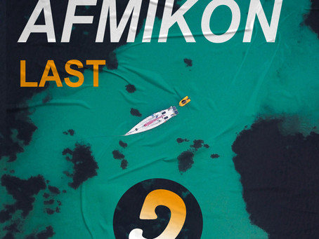 """A bubbly bouncing beat propels the sound forward on Afmikon's """"Last""""."""