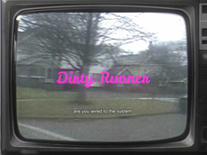 """Cosmic embraces a 90s style of hip-hop on the laid-back groove of """"Dirty Runner""""."""