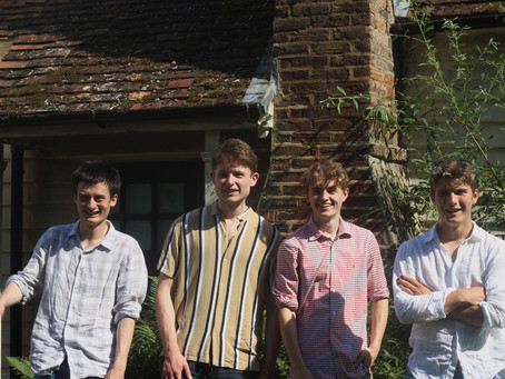 """The Fullers embrace a classic indie folk sound with the tender tones of """"Unreal City""""."""