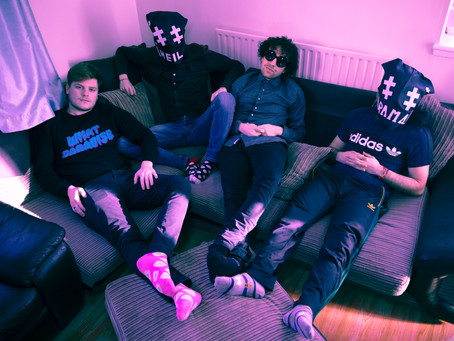 """Jester Society brings the tempos to their breaking point on the rave pop of """".cynicalcritical."""""""