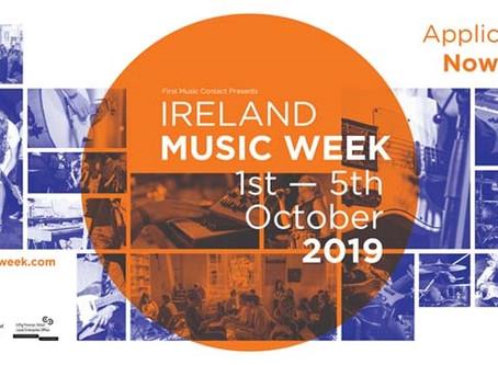 Ireland Music Week Has Gone Virtual