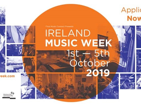 Ireland Music Week Has Gone Virtual