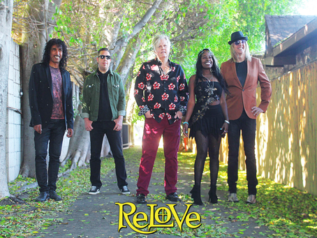 """The blues, alternative rock, country, and folk filter into the fray on RELOVE's """"Voices""""."""