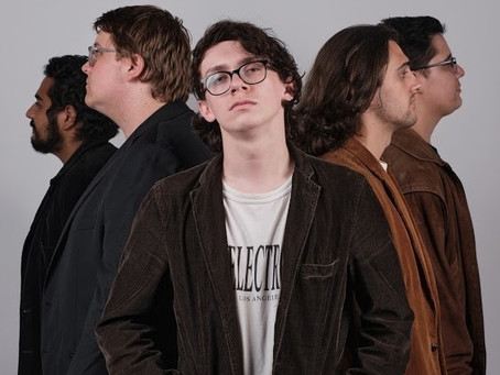 """Lunar Riptide go for a gracious gait on the gleeful jazz-rock fusion of """"Microwave""""."""
