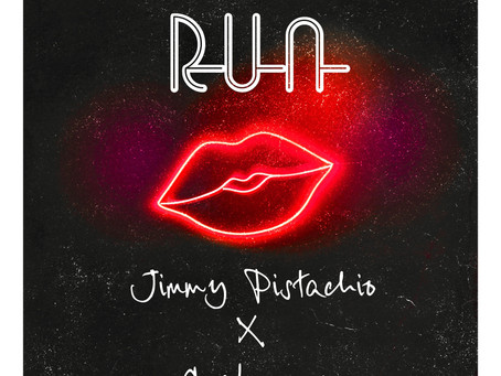 """Jimmy Pistachio & CARDAMONE craft a stellar, sparkling sound on the intensely physical force of """"Run"""