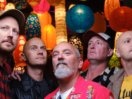 """Riflebirds go for a raw, rollicking groove on the classic cadence of """"Debra""""."""