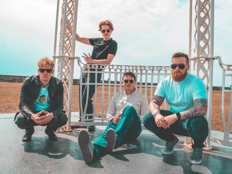 """A """"resurrection of pride"""" brings Novacain back to the front with their latest single Shine On Me."""