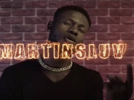 """Martins Luv represents the best of Afrobeat's future with the fantastic spirit of """"UKWU"""""""