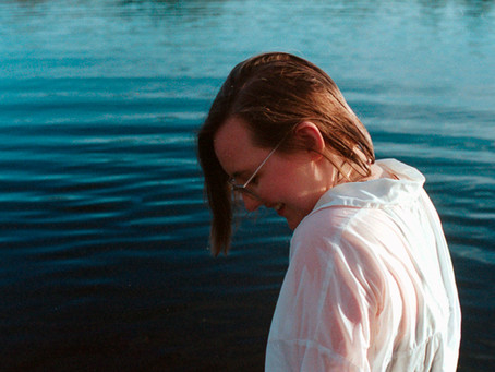 """Yearning rests at the core of Lindsay Munroe's """"Weekend Love""""."""