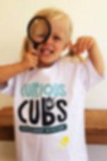 Experimen wit Fun at Curious Cubs
