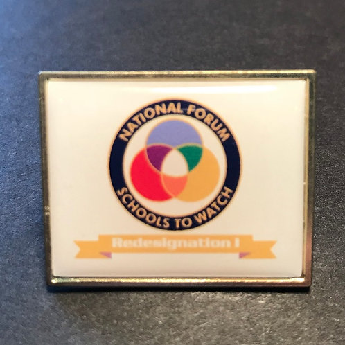Schools To Watch Redesignation I Pin