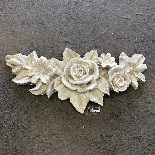 Floral Swag Embellishment #348