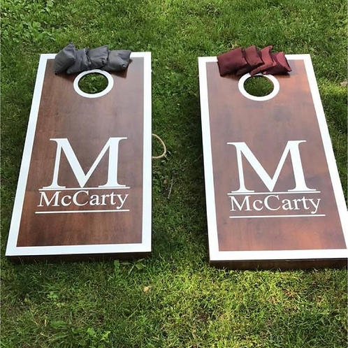 Cornhole Game set