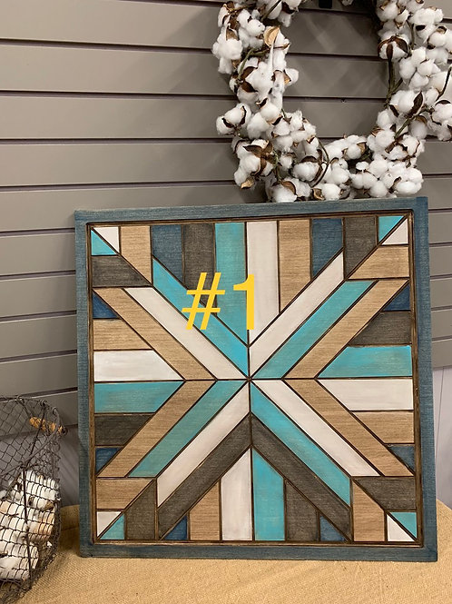 Barn Quilt projects