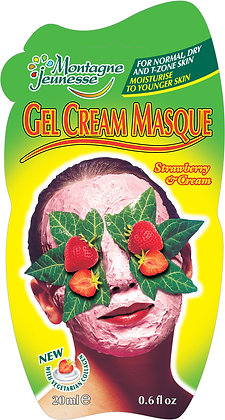 Montagne Jeunesse Strawberry Gel Cream Mask