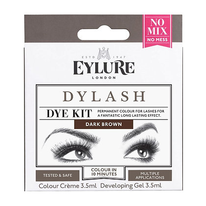 Eylure Dark Brown Dylash Dye Kit