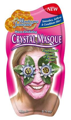 Montagne Jeunesse Crystallised Honey & Passion Flower Exfoliating Mask