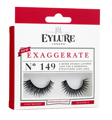 Natural Lash No.149 Exaggerate