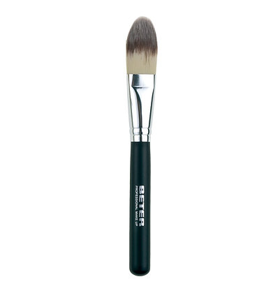 Liquid make up brush, synthetic hair