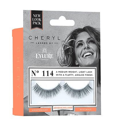 Eylure Lash No.114 Cheryl Length