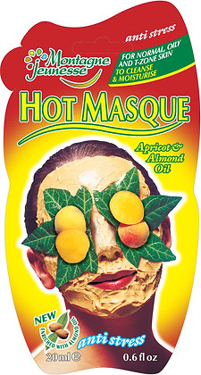 Montagne Jeunesse Apricot & Almond Oil Hot Mask