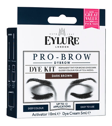Eylure Dybrow Brown Dye Kit