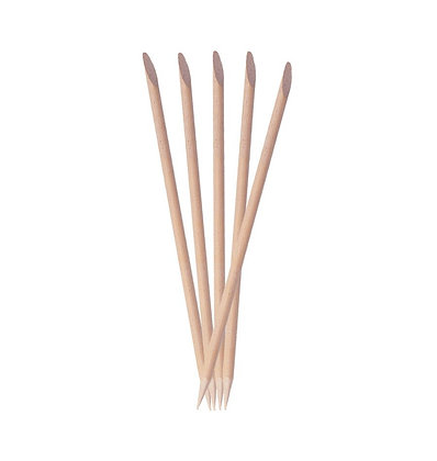 5x Wooden Cuticle Removers