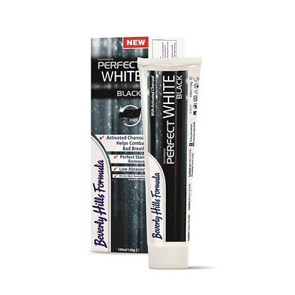 Beverly Hills Perfect White Black Toothpaste 100ml