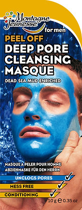 Montagne Jeunesse Men Peel Off Deep Pore Cleansing Mask