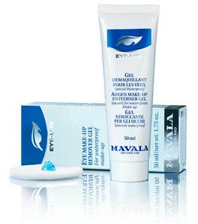 Mavala Eyes Makeup Remover Gel