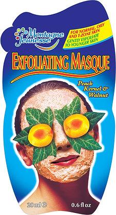 Montagne Jeunesse Peach, Kernel & Walnut Exfoliating Mask
