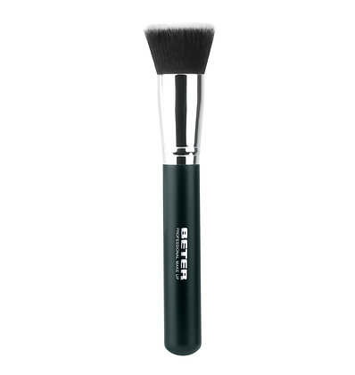 Kabuki Flat Make Up Brush synthetic hair