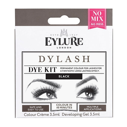 Eylure Dark Black Dylash Dye Kit